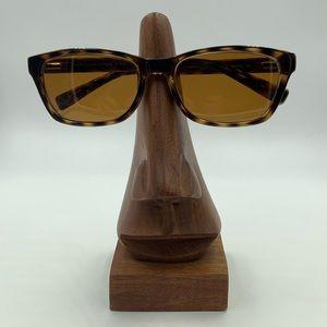 Armani Exchange AX3006 Tortoise Oval Sunglasses